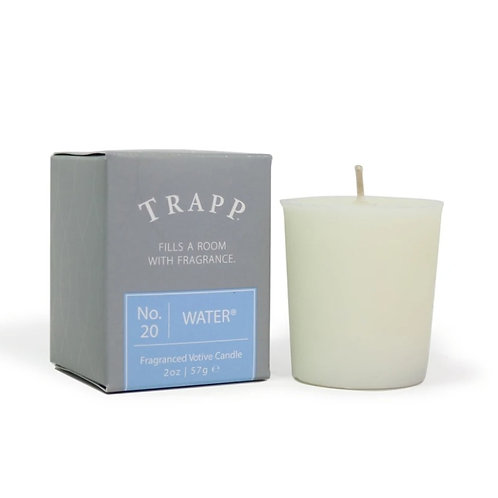 Trapp Candle Water