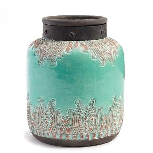 """Portofino Vase 9.75"""""""