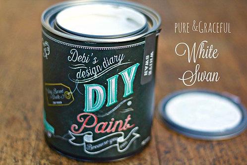 White Swan DIY Paint 32 oz