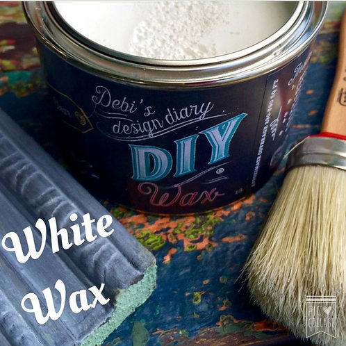White Wax DIY Finish 13.50 oz