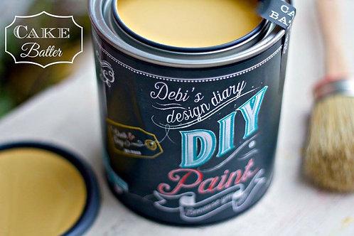Cake Batter DIY Paint 16 oz