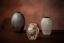 Three Raku Vases.jpg