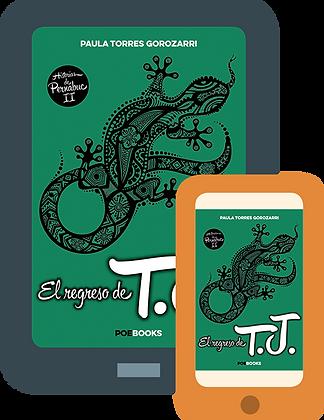 EL REGRESO DE T.J. (digital)