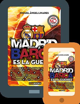 MADRID-BARÇA ¡ES LA GUERRA! (digital)