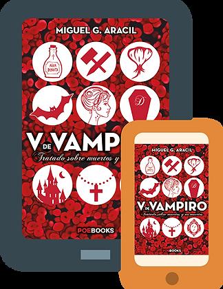 V DE VAMPIRO (digital)