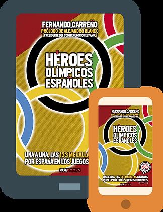 HÉROES OLÍMPICOS ESPAÑOLES (digital)