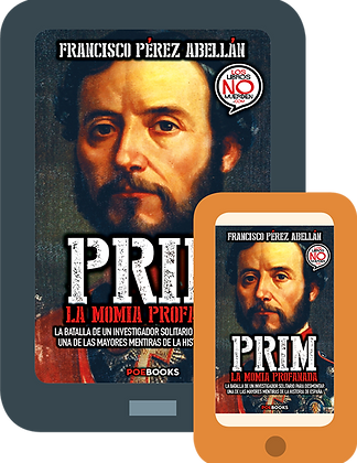 PRIM, LA MOMIA PROFANADA (digital)