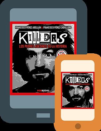 KILLERS, LOS PEORES ASESINOS DE LA HISTORIA (digital)