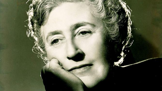 ¿Dónde está Agatha Christie?