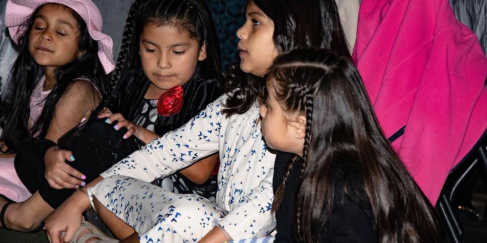 Servicio de Iglesia Infantil / Kids Church Service