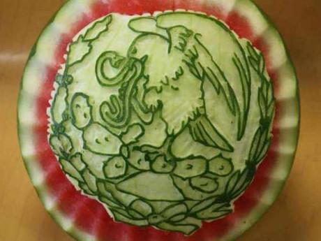 Decoraciones de Frutas