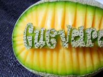 Fruta decorada