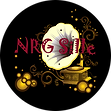 NRG Sille Sticker Black rund.png