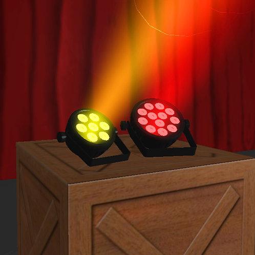 Eurolite - LED 4C Slimspot