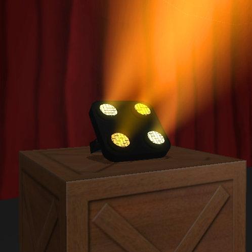Showtec - Stage Blinder 4 Blaze