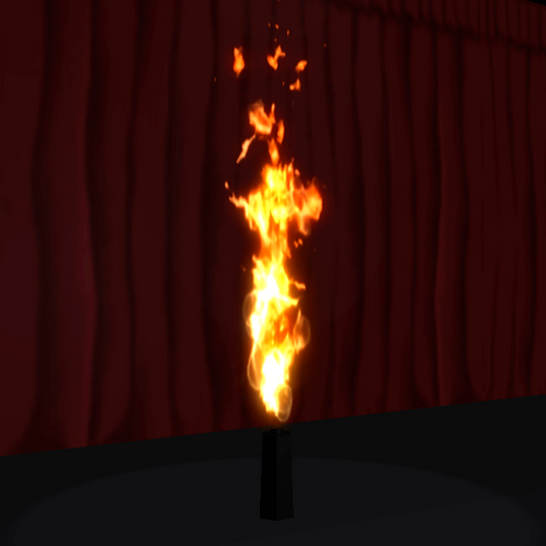 Special Effects - Flame Jet