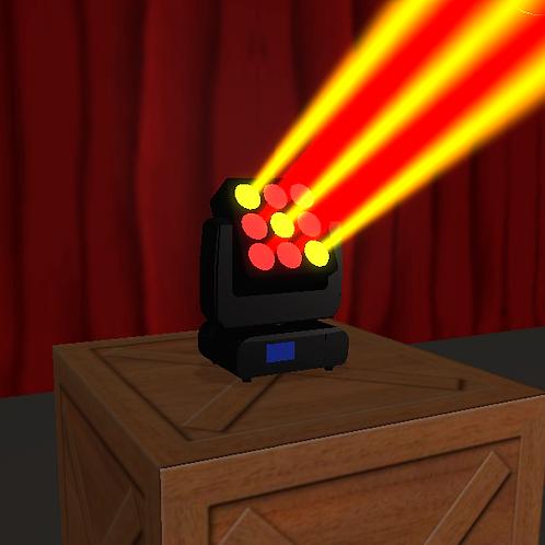 AmPro Tecshow - Razor Cube