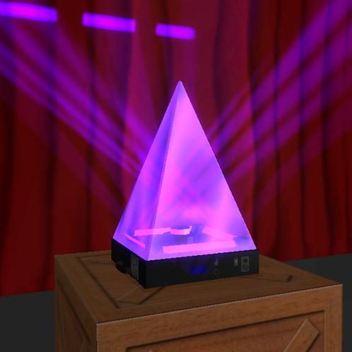 Minuit Une - IVL Carre & Pyramide