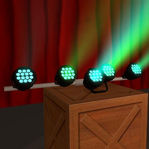 Briteq® - Stage Beamer RGB