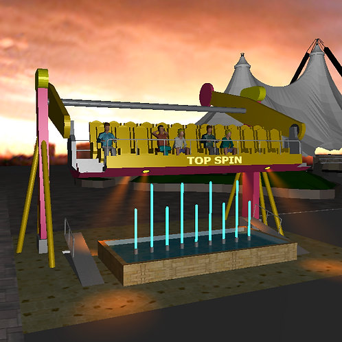 NRG Sille - TopSpin 3D Ride