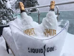 White Liquid Gold