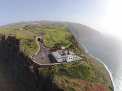 ponta do pargo lighthouse, Madeira island