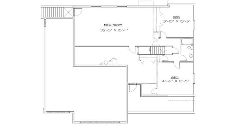 R-1634-13ue3 Downstairs