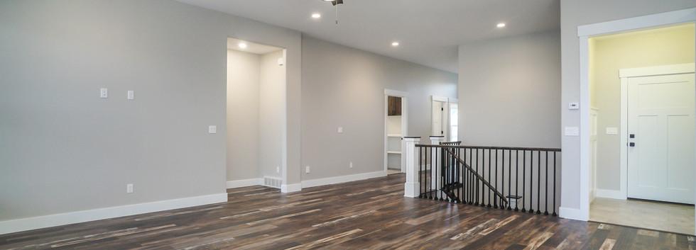 Main living area