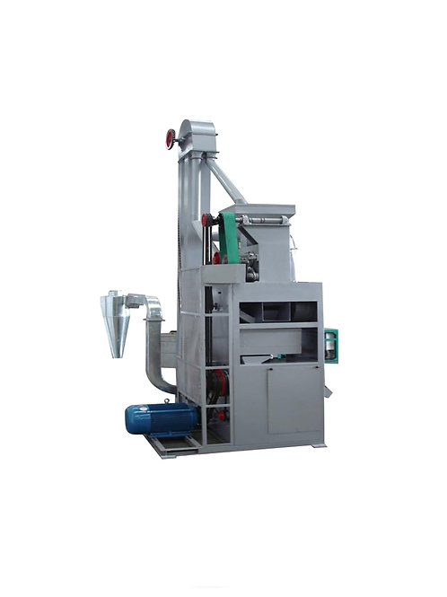 Compact Rice Mill