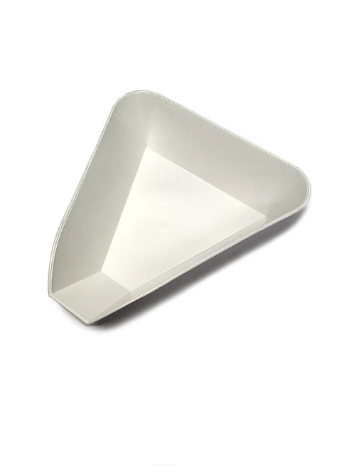 Triangular Plastic Sample Pans