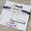 Thumbnail: Crescent Bracelet - Empowerment - Amethyst