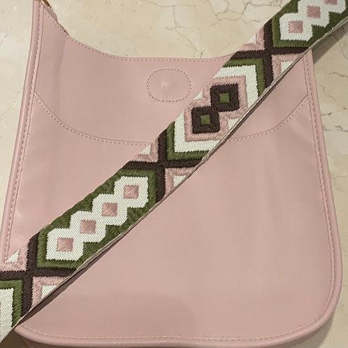 Reg. Size Blush Messenger Bag Set
