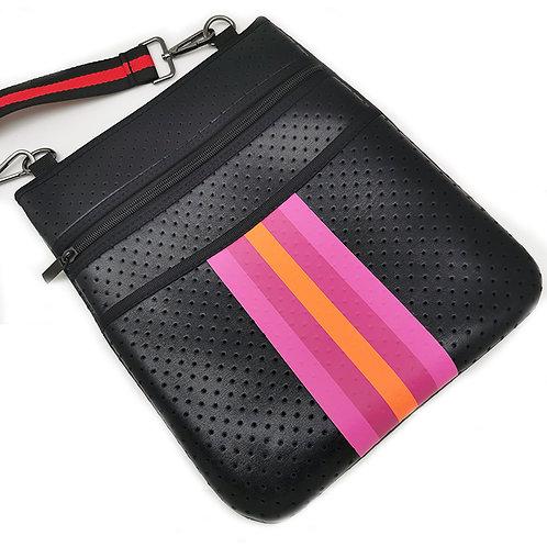 Neoprene Messenger Bag