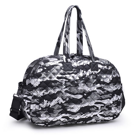 10926BSS_Silver Metallic Camo__Handbags