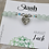 Thumbnail: Amulet Bracelet - Luck - Green Moonstone