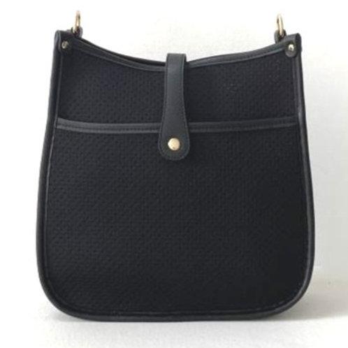 Black Neoprene w/Snap Closure - Bag Only