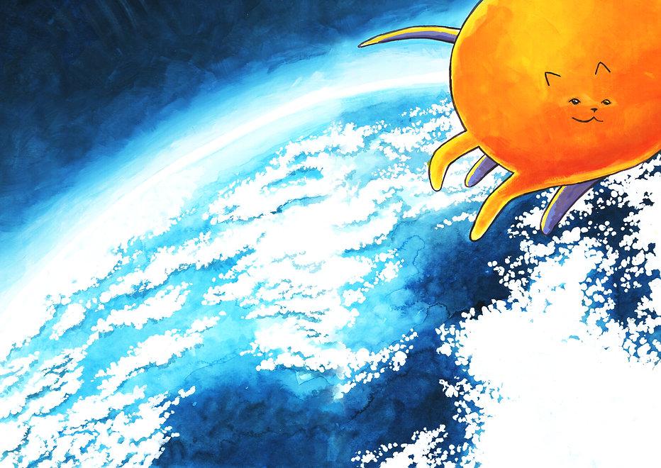 crescent moon cat over earth.jpg