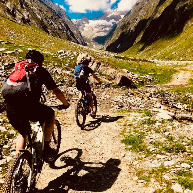 Home Trails, Foto: Trail Goats