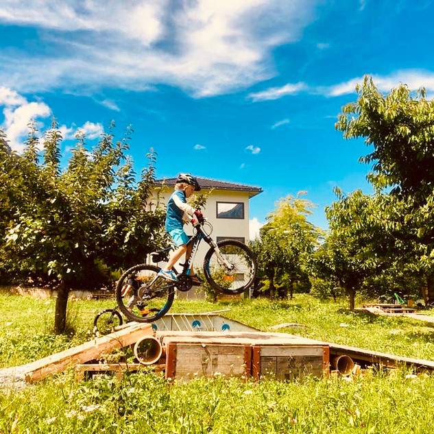 Trail Goats Skillpark, Foto: Trail Goats