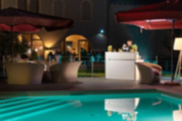 Cocktail station professionali per eventi, caterin e feste all'aperto