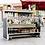 Ruote facilmente montabili su qualsiasi Cocktail Station per renderla mobile e trasportabile ad ogni evento