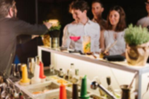 Novità cocktail station, news, eventi, banconi bar modulabili