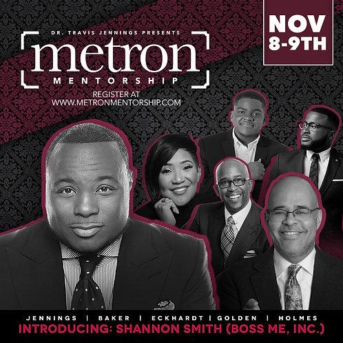 Metron Mentorship_NOVEMBER