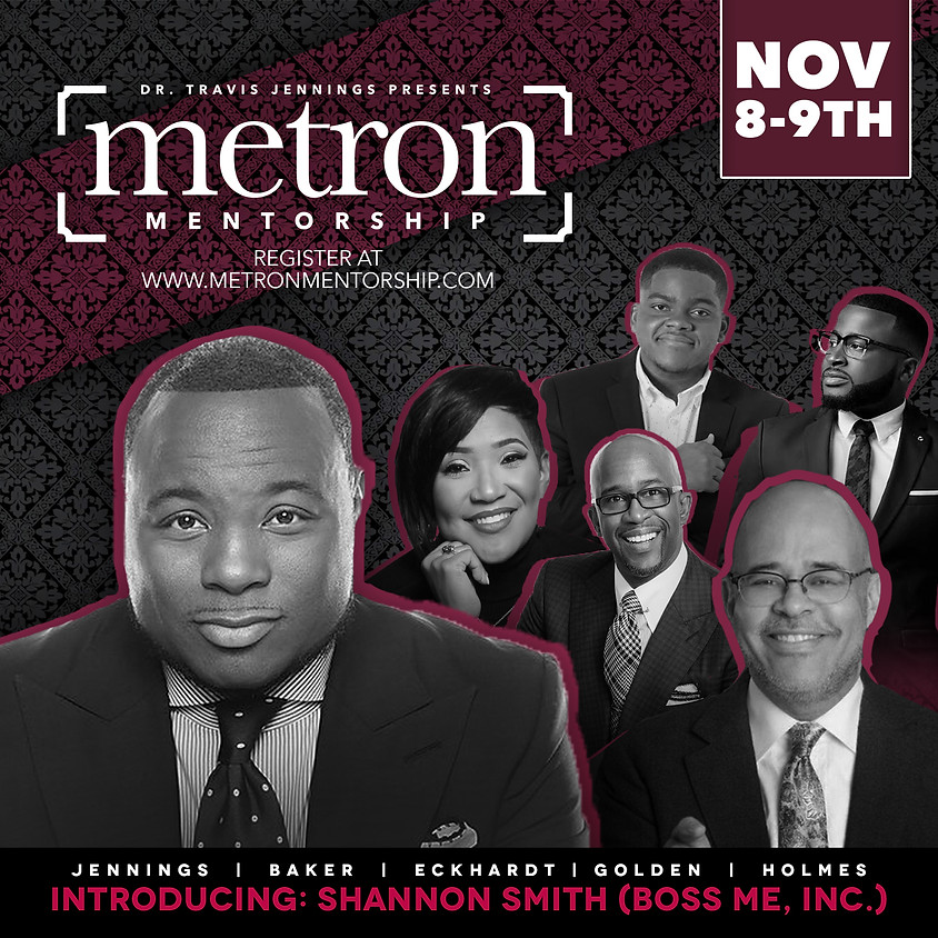 METRON MENTORSHIP: NOVEMBER