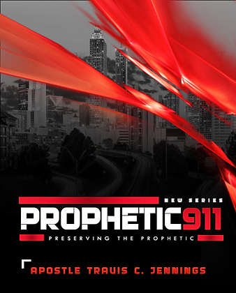 Prophetic 911 eBook