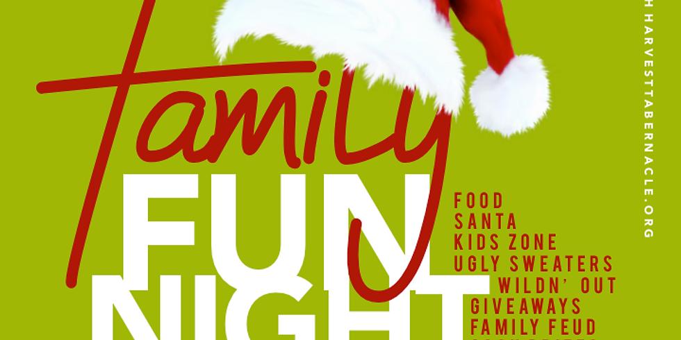 Holiday Family Fun Night