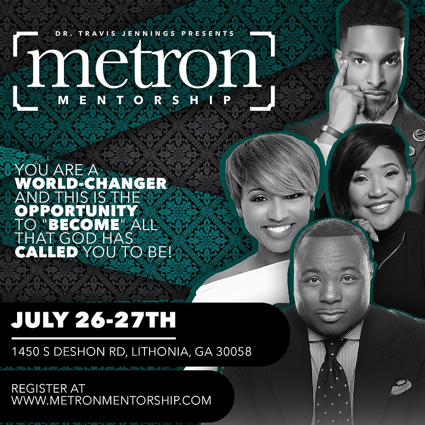 METRON MENTORSHIP: JULY SESSION