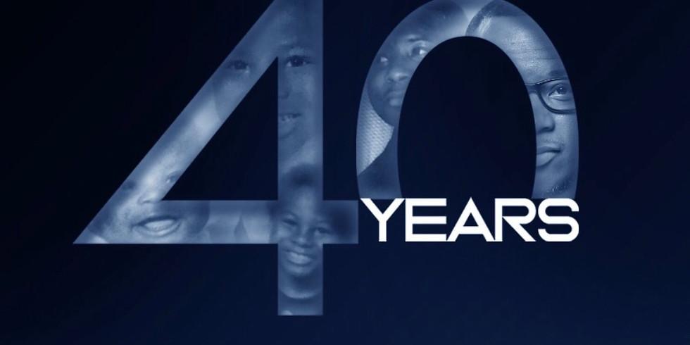 40 Years of Jennings: Birthday Celebration