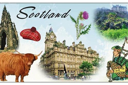 Bull and Landmarks