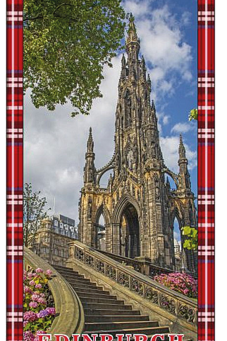 Tartan Edinburgh